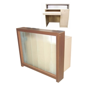 Salon Masters Reception Counter (CSH-2709)