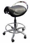 Spa Masters Saddle Stool (CB-SU6005B)