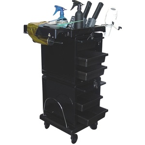 Salon Masters 6 Drawer Locking Hair Trolley (MF-QA