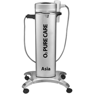 ASIA O2 PURE CARE II - Oxygenated Hair Treatment Processing Steamer System (AS-02-SI)