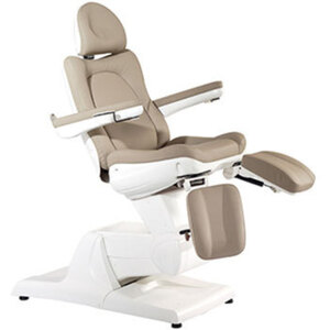 The Cosima 3-Motor Electric Spa & Wellness Chair - Available in Sand or White Upholstery (HZ-3870)