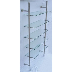 HBNY Arched Wall Mounted Retail Stand (DS05)