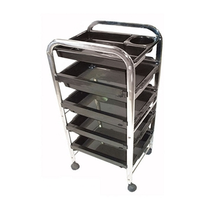 HBNY Emel 5 Tier Rollabout Caddy (TR01)
