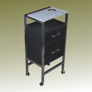 HBNY Steven Trolley Stainless Steel (TR16)