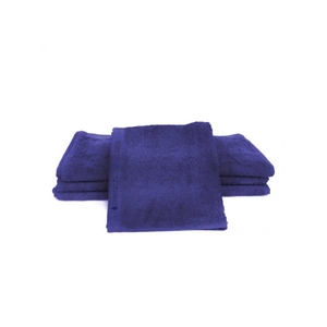 "Bleachsafe Washcloth Navy-Purple  13""x13"" 1 Dozen"