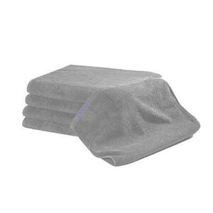 "Bleachsafe Standard Salon Size Towel Grey 15""x"
