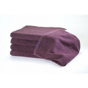 "Bleachsafe Standard Salon Size Towel Wine 15""x"