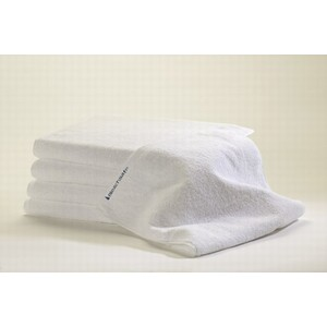 "Bleachsafe Special Size Towel White 16""x28"""