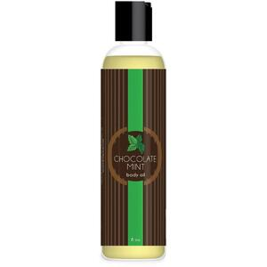 Chocolate Mint Body Oil Massage Oil 8 oz. (SP283)