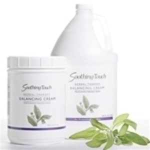 Soothing Touch Balance Massage Cream 1 Gallon