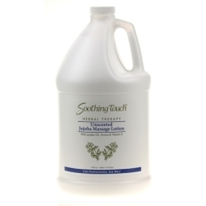 SOOTHING TOUCH Unscented Jojoba Massage Lotion 1