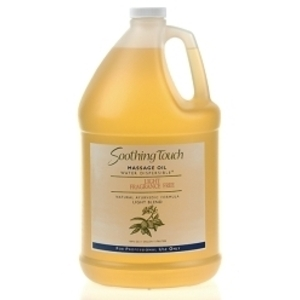 SOOTHING TOUCH Fragrance Free Light Massage Oil
