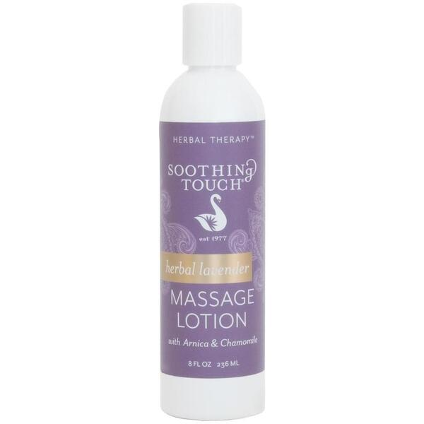 SOOTHING TOUCH Lavender Massage Lotion 8 oz.