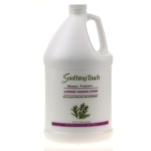 SOOTHING TOUCH Lavender Massage Lotion 1 Gallon