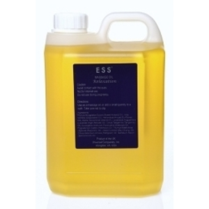 ESS Relax Massage Oil Blend 12 Gallon