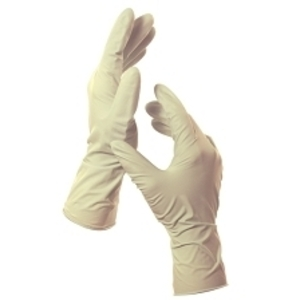 Powder Free Latex Gloves Large