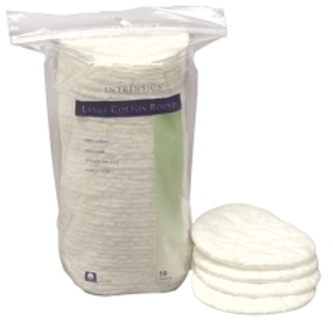 "INTRINSICS 3"" 100% Cotton Round 50 Pack"