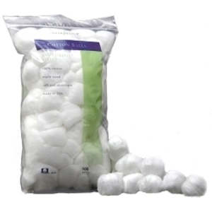 INTRINSICS Cotton Balls 100 Pack