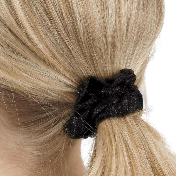 Canyon Rose Disposable Hair Scrunches Black 100 Pack