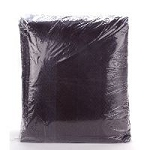 INTRINSICS Disposable Fitted Sheet Black 10 Pa