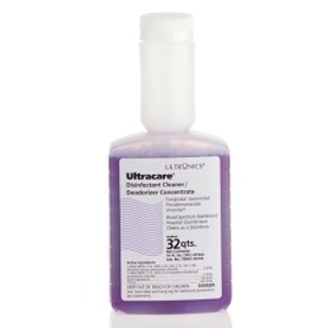 ULTRACARE Disinfectant Cleaner Concentrate 16 Oz