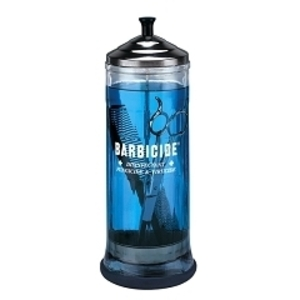 BARBICIDE Disinfecting Jar Capacity: 37 fl. oz.