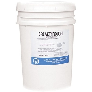 BREAKTHROUGH Detergent 40 Lb