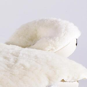 Sheep's Wool Head Rest Cover