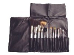Professional Brush Set with Pouch