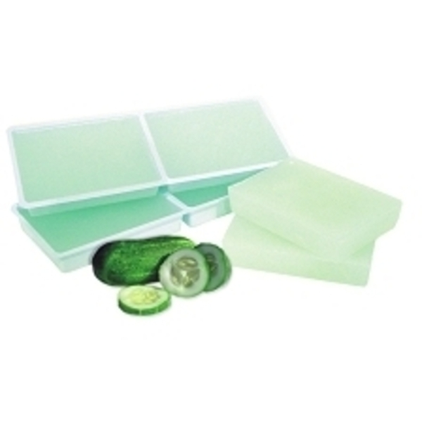 14 Lb. Cucumber Paraffin 48 Slices