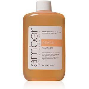 Peach Paraffin Oil 4 oz.