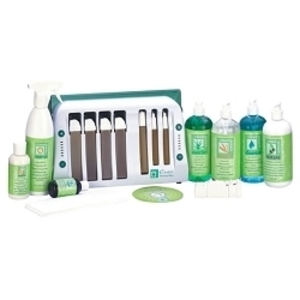 CLEAN & EASY Wax Spa Full Service Kit