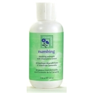 CLEAN & EASY Numbing Lotion 4 oz.