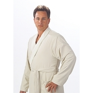 Microfiber Robe Natural Reg
