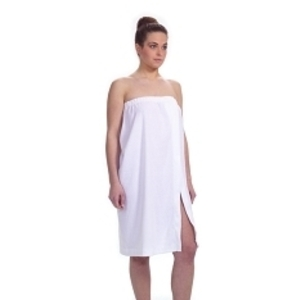 Terry Spa Wrap White
