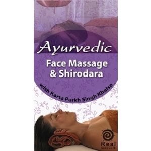 Ayurvedic Massage Shirod DVD