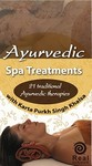 Ayurvedic Spa Treatments DVD (C79180)