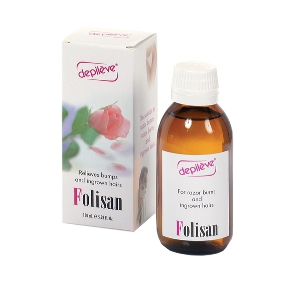 Depileve Folisan Post Waxing Product 5 oz.