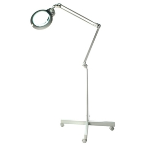 "7"" Ultra Slim Fluorescent Mag Lamp / 3 Diopter (C1380)"