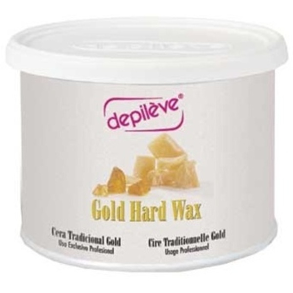 Depilève® European Gold Hard Wax - 14oz (C2461T)