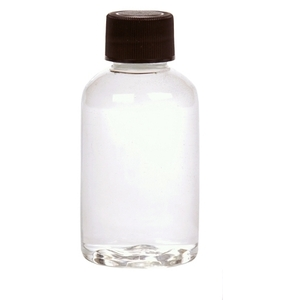 2oz Clear Bottle with Disc Cap (C342T)