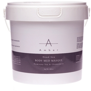 Amber® Dead Sea & Chamomile Mud Masque / 1 Gallon (C4325T)