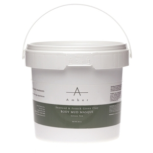 Amber® Seaweed & French Green Clay Mud Masque / 1/2 Gallon (C4327T)