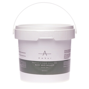 Amber® Seaweed & French Green Clay Mud Masque / 1 Gallon (C4328T)