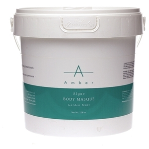 Amber® Garden Mint Algae Body Masque / 1 Gallon (C4334T)