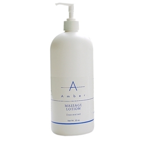 Amber® Unscented Massage Lotion / 32oz (C4372T)