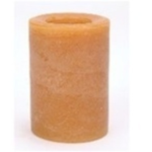 "3"" x 4"" LED Candle Holder / Caramel (C5052)"