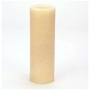 "3"" x 9"" LED Candle Holder / Ivory (C5055)"