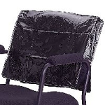 Salon Chair Back Cover / Square (C5704)
