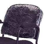 Salon Chair Back Cover / Round (C5705)